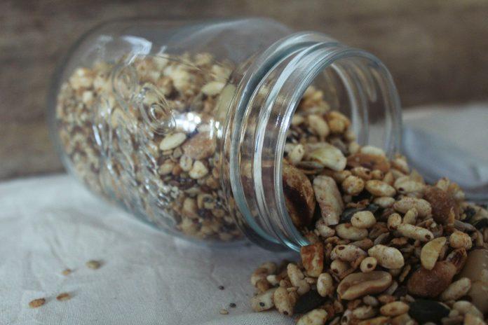 Granola Crocante - myintegralis