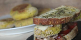 Hambúrgueres de Quinoa e Batata Doce - myintegralis