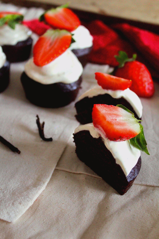 cupcakes chocolate baunilha - myintegralis
