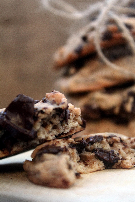 Bolachas de Coco e Chocolate